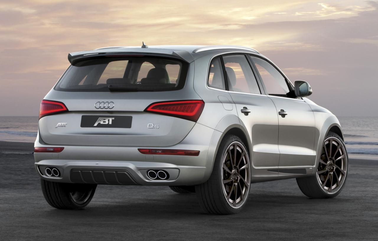 abt sportsline tunes the 2013 audi q5 carz tuning. Black Bedroom Furniture Sets. Home Design Ideas