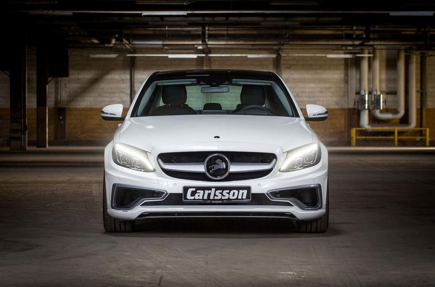 Carlsson restyles the 2014 Mercedes C-Class
