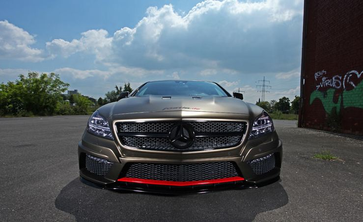 Mercedes-Benz CLS 350 Tuning by Fostla