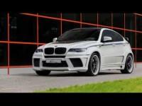E71 BMW X6 by Lumma Design Tuning (CLR X 650)