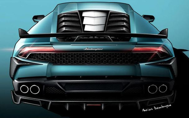 Duke Dynamics previews Lamborghini Huracan kit