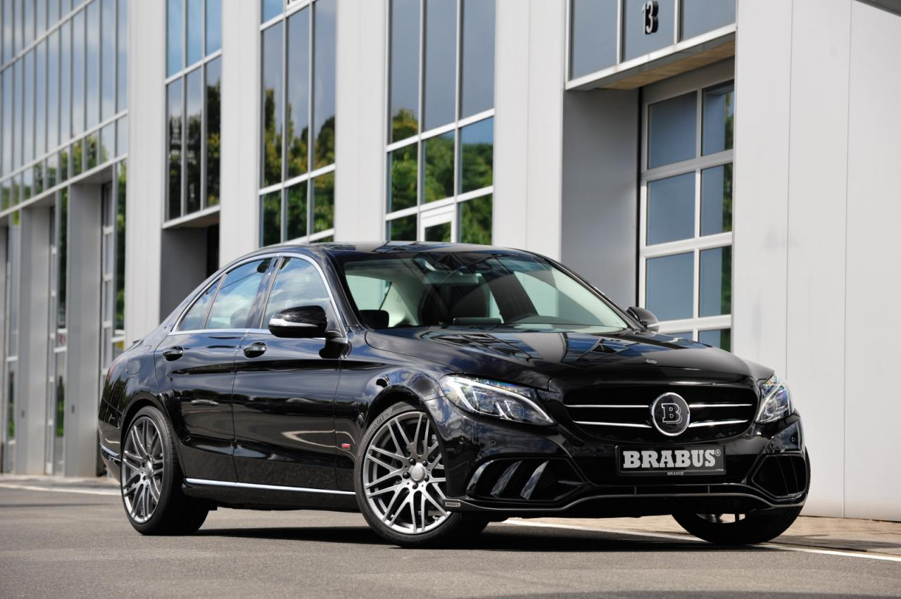 Mercedes C-Class by Brabus