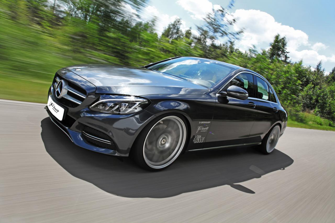 Mercedes C220 BlueTEC by Schmidt Revolution