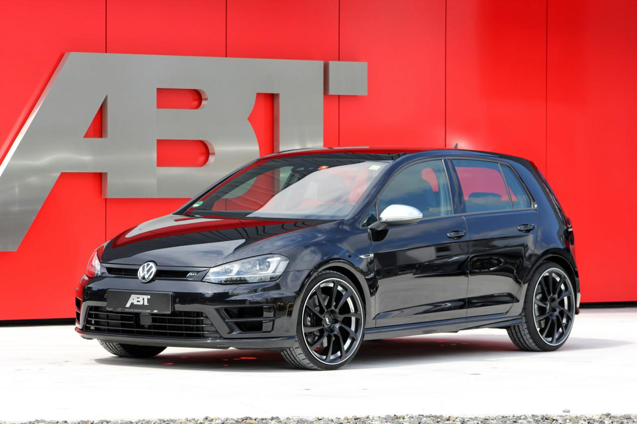 ABT Sportsline offers new power upgrade for VW Golf R