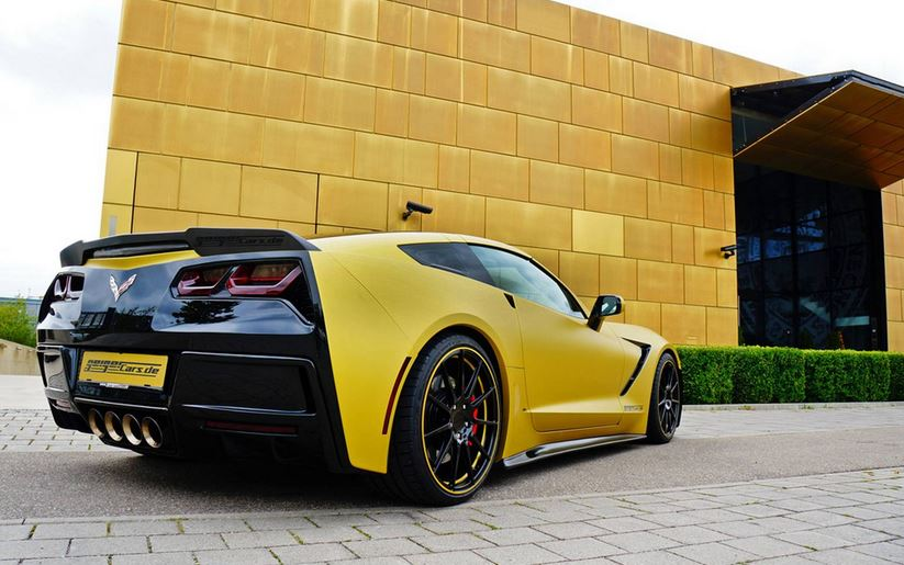 Chevrolet Corvette C7 Stingray by GeirgerCars