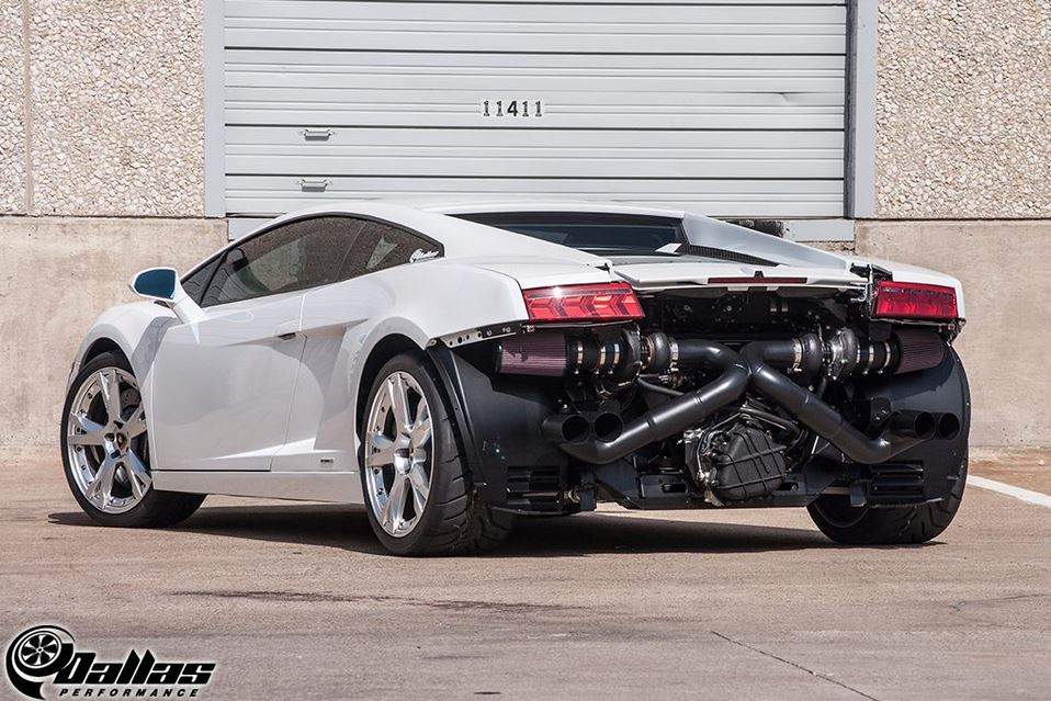Lamborghini Gallardo by Dallas Performance | Carz Tuning