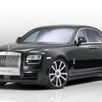 Rolls-Royce Ghost by Spofec