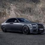 Rolls-Royce Ghost by Spofec