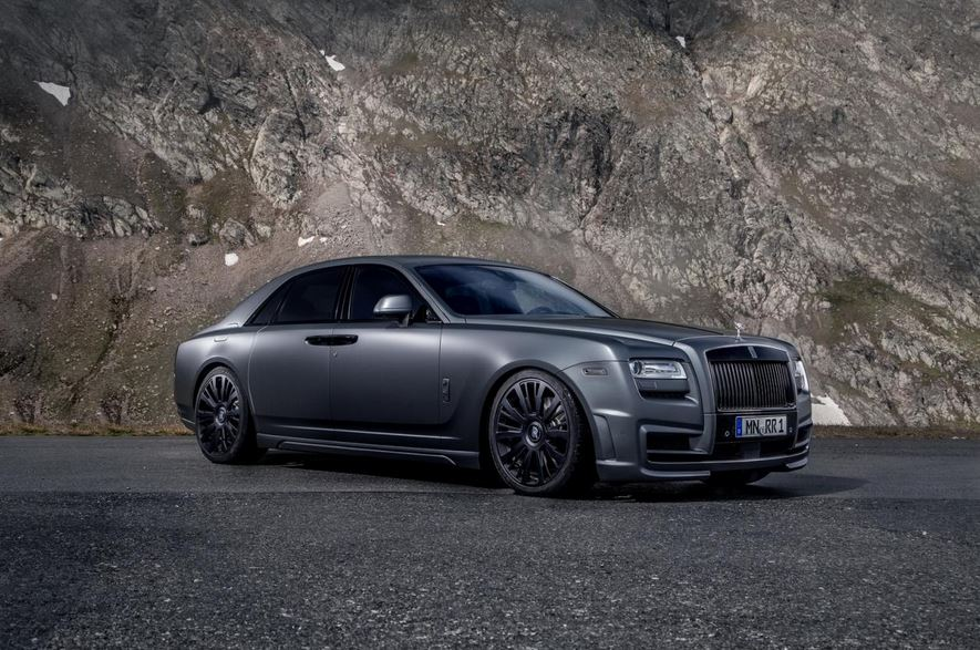 Rolls-Royce Ghost by Novitec Group