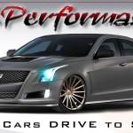 Cadillac ATS by ZZ Performance