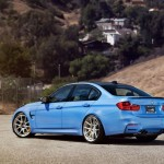 First US BMW M3 tuned to 580 Hp