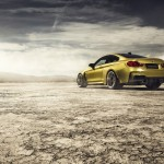 BMW M4 GTRS4 kit by Vorsteiner
