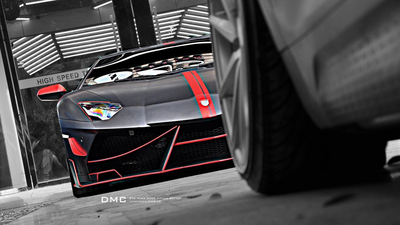Lamborghini Aventador Edizione GT by DMC