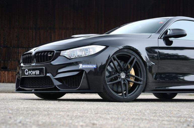 520HP BMW M4 by G-Power