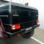 Mercedes-Benz G63 AMG 6x6 by Brabus