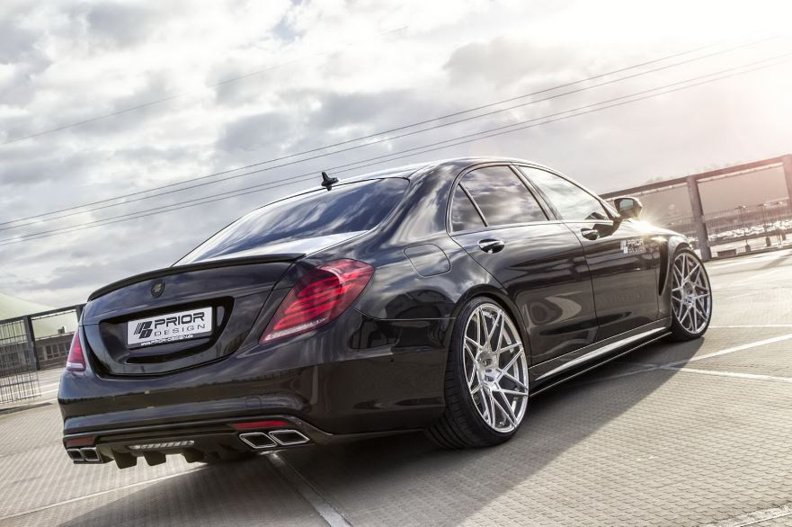 Mercedes S-Class by Prior Design