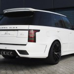 Range Rover by Lumma Design