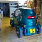 Renault Twizy by Bilstein