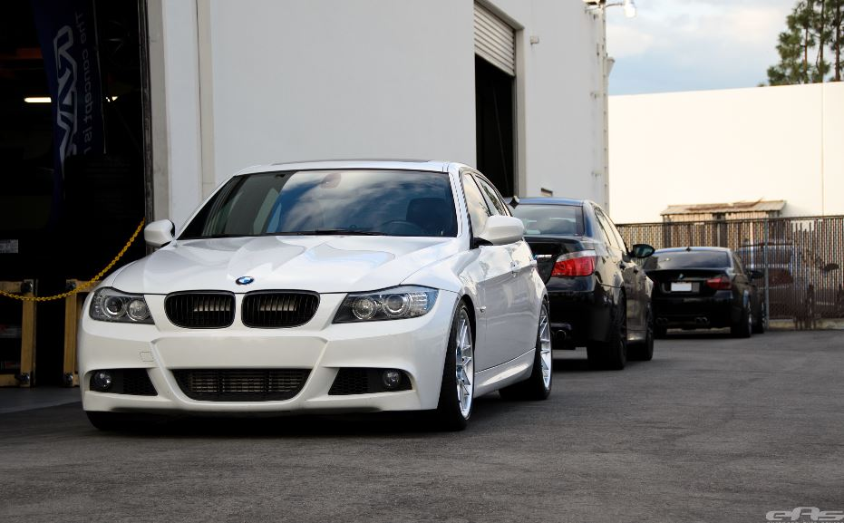 BMW E90 335i By European Auto Source