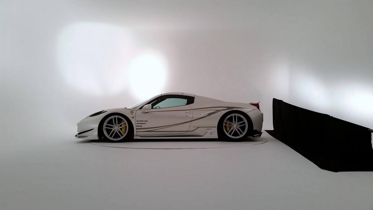 Ferrari 458 Italia by Rowen International