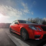 Mercedes E63 AMG by PP-Performance
