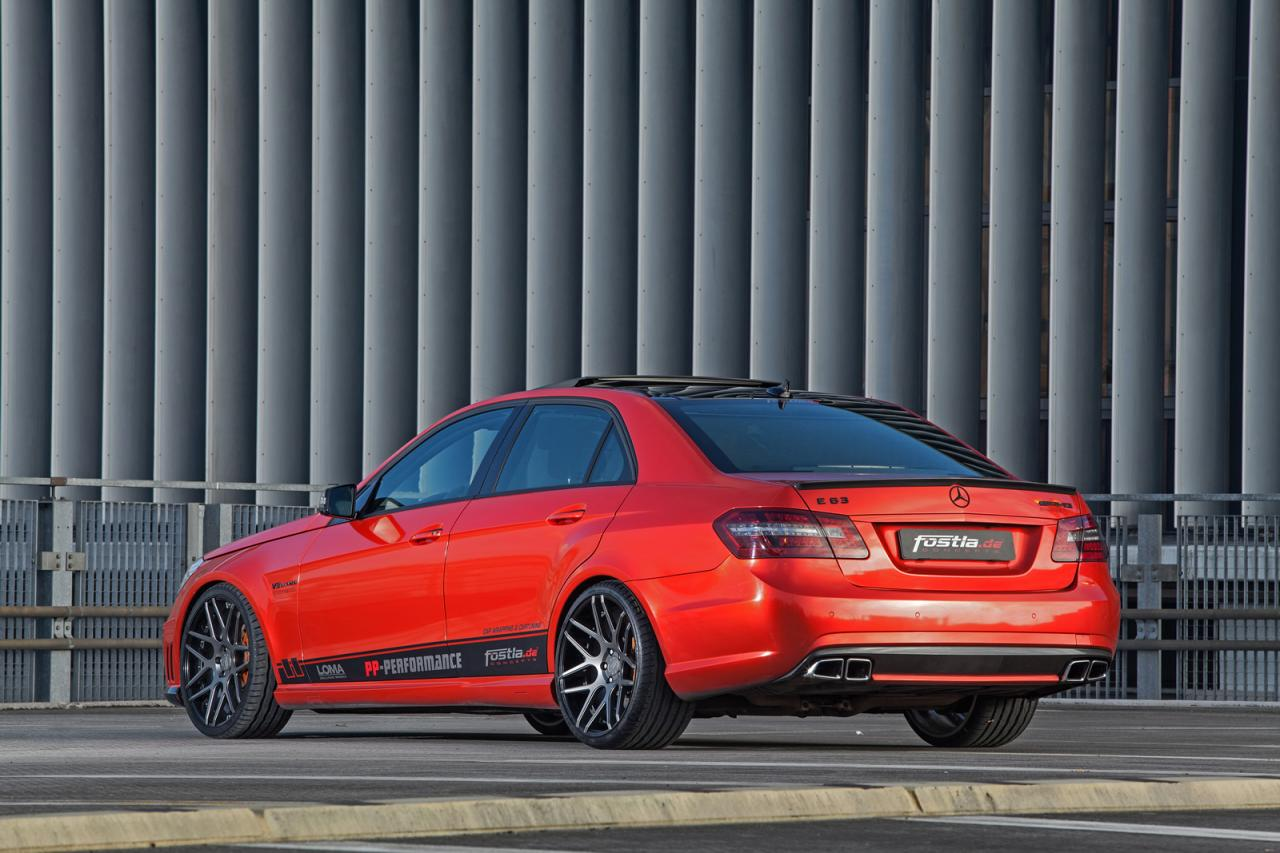 mercedes e63 amg by pp performance carz tuning. Black Bedroom Furniture Sets. Home Design Ideas