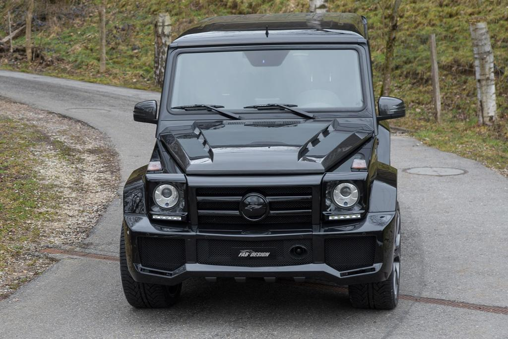 Mercedes G-Class by FAB Design