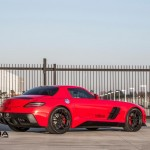 Mercedes SLS AMG by Misha Designs