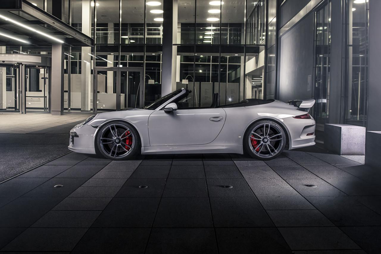 Porsche 911 GTS by TechArt