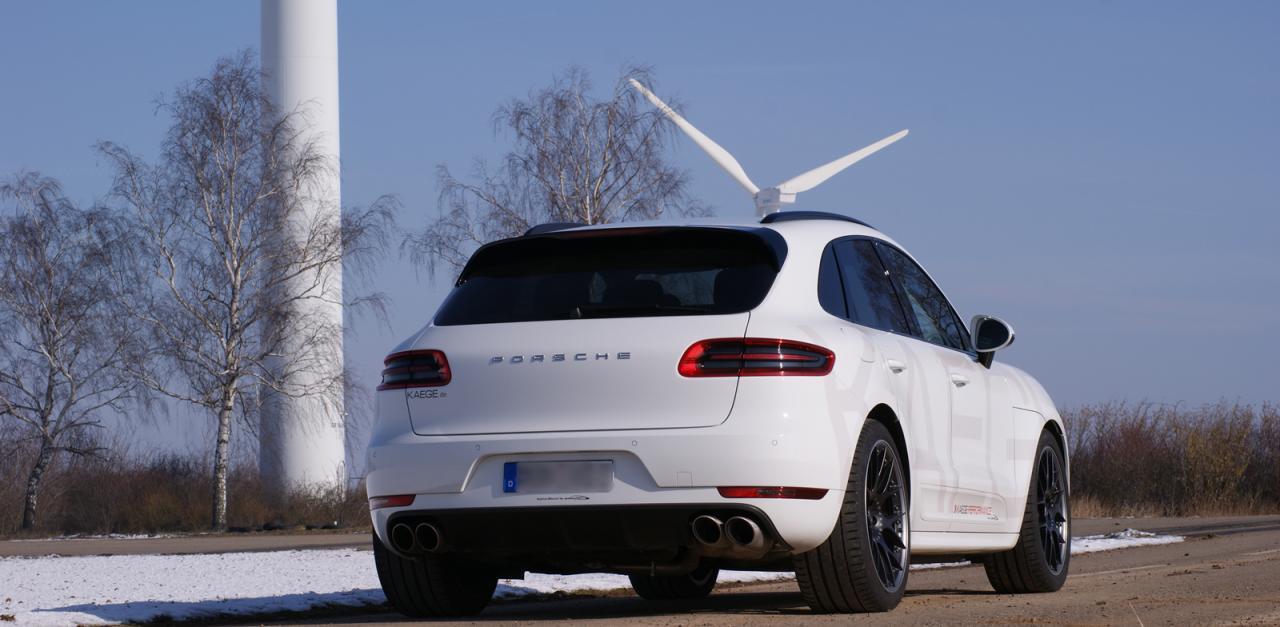 Porsche Macan S Diesel by Kaege