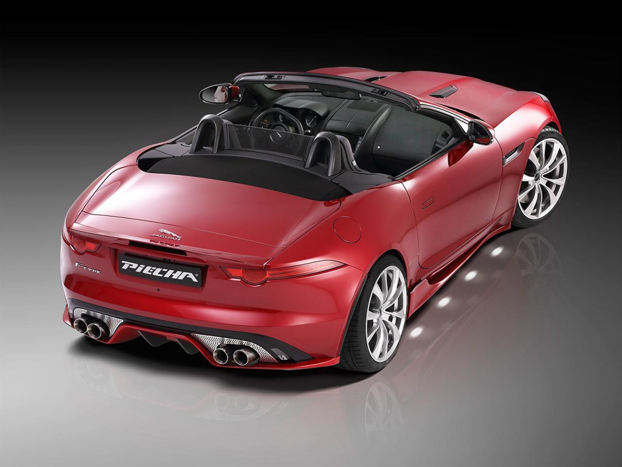 Jaguar F-Type by Piecha Design