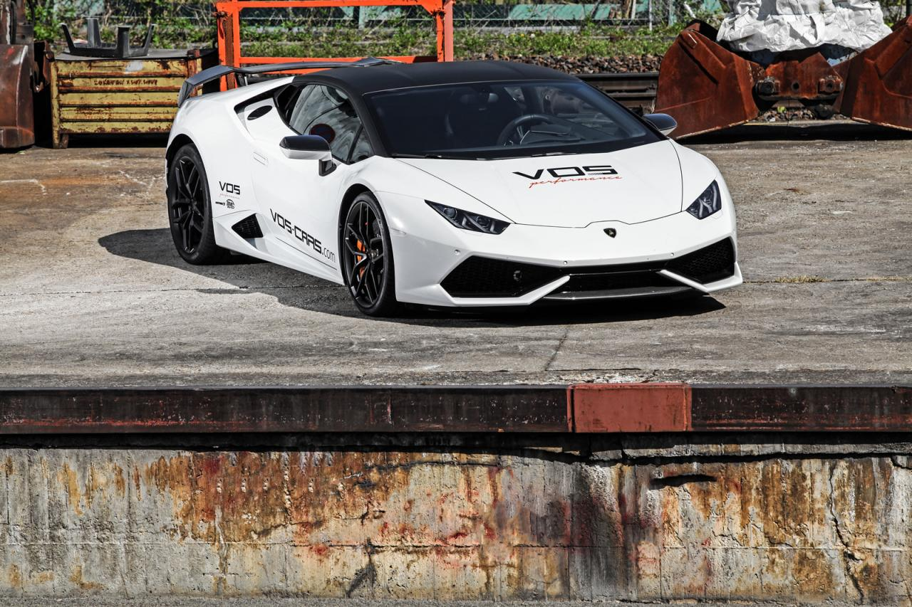 Lamborghini Huracan By Vision Of Speed Carz Tuning