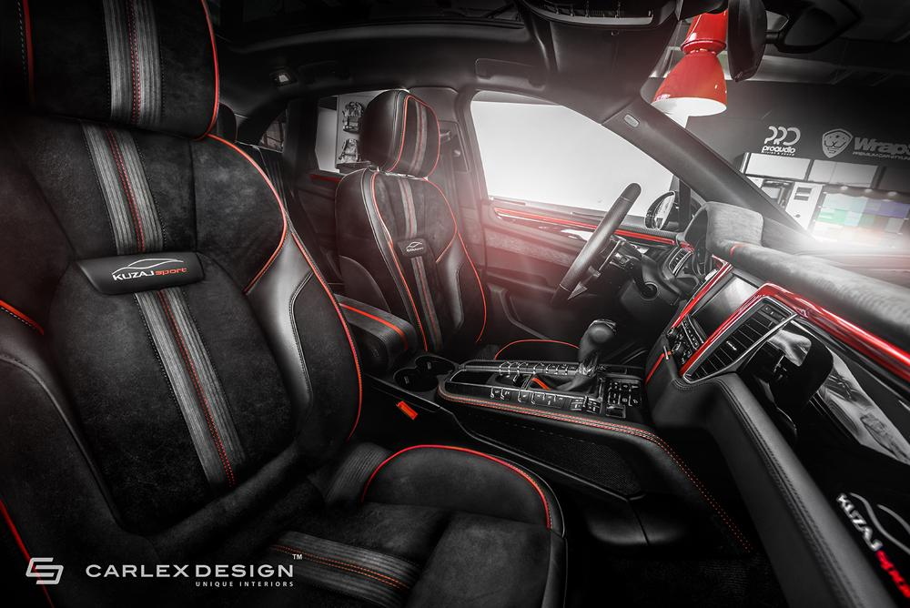 Porsche Macan by Carlex Design
