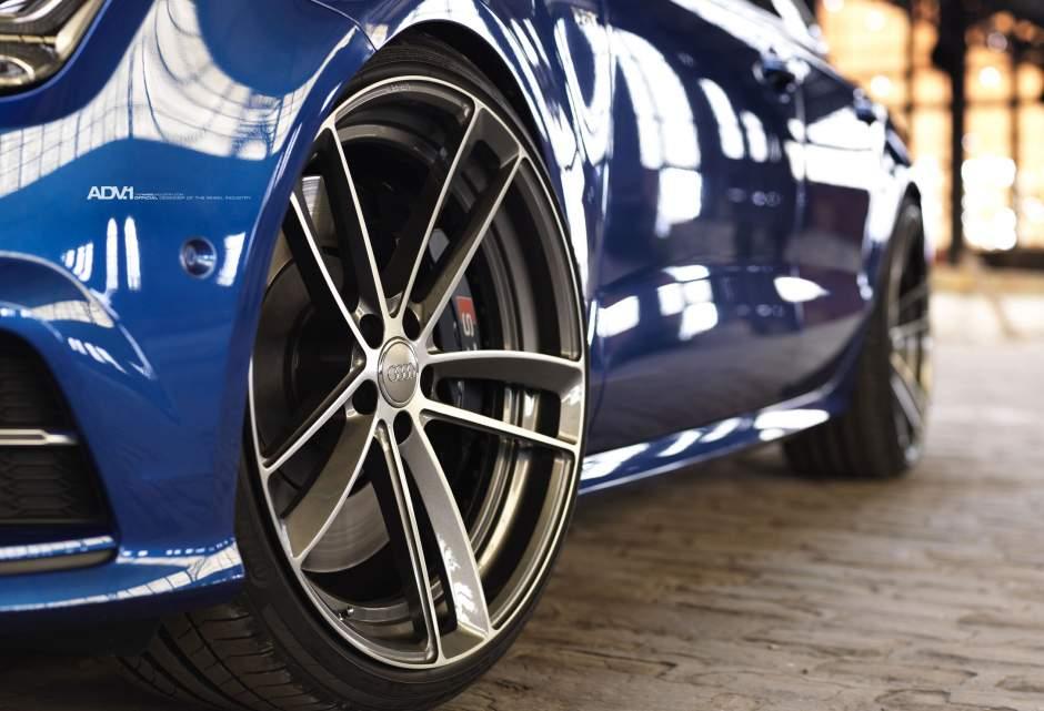2015 Audi S7 RS Quattro on ADV.1 Wheels