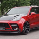 2015 Porsche Cayenne Turbo by Mansory