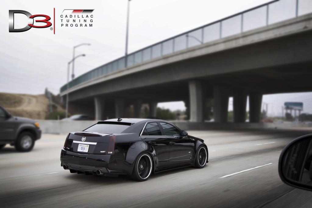 Cadillac CTS-V Widebody Kit by D3