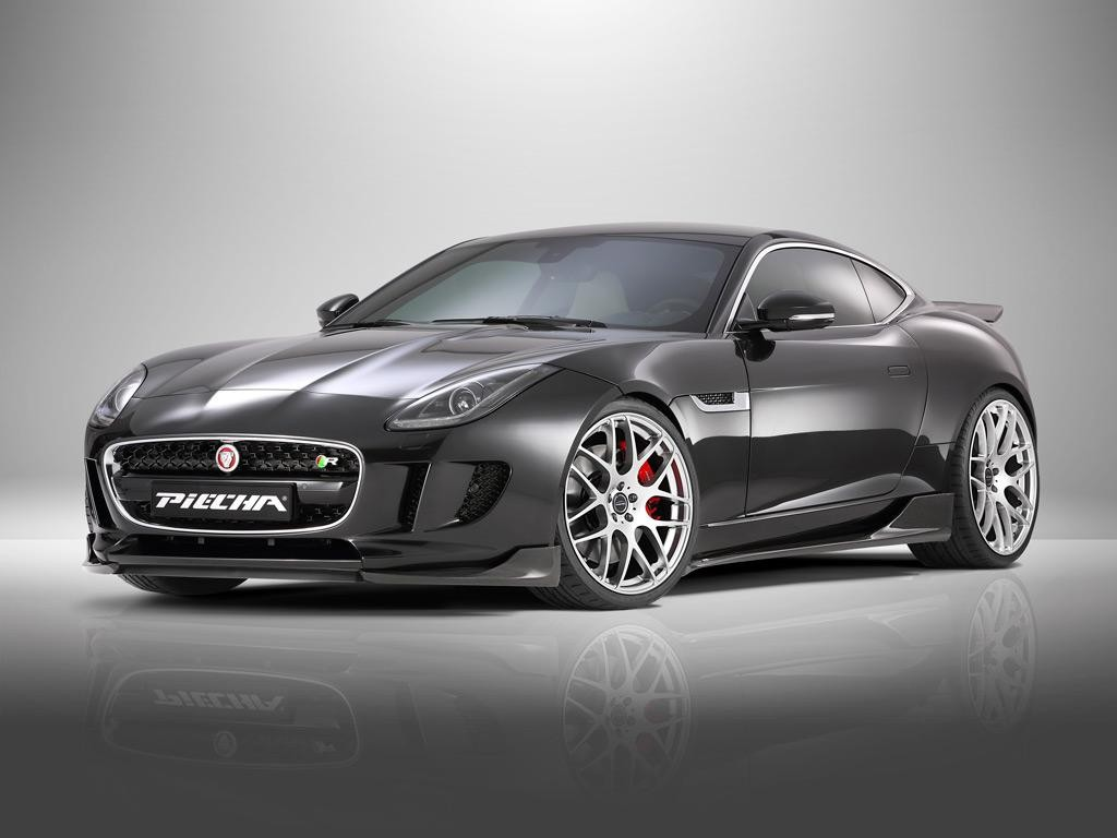 jaguar f type r coupe by piecha design carz tuning. Black Bedroom Furniture Sets. Home Design Ideas