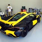 McLaren P1 by Impressive Wrap Canton
