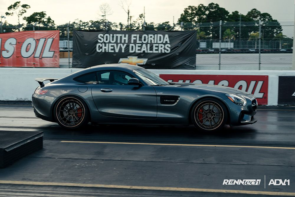 Mercedes AMG GT by RENNtech