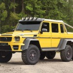 Mercedes-Benz G63 AMG 6×6 by Mansory