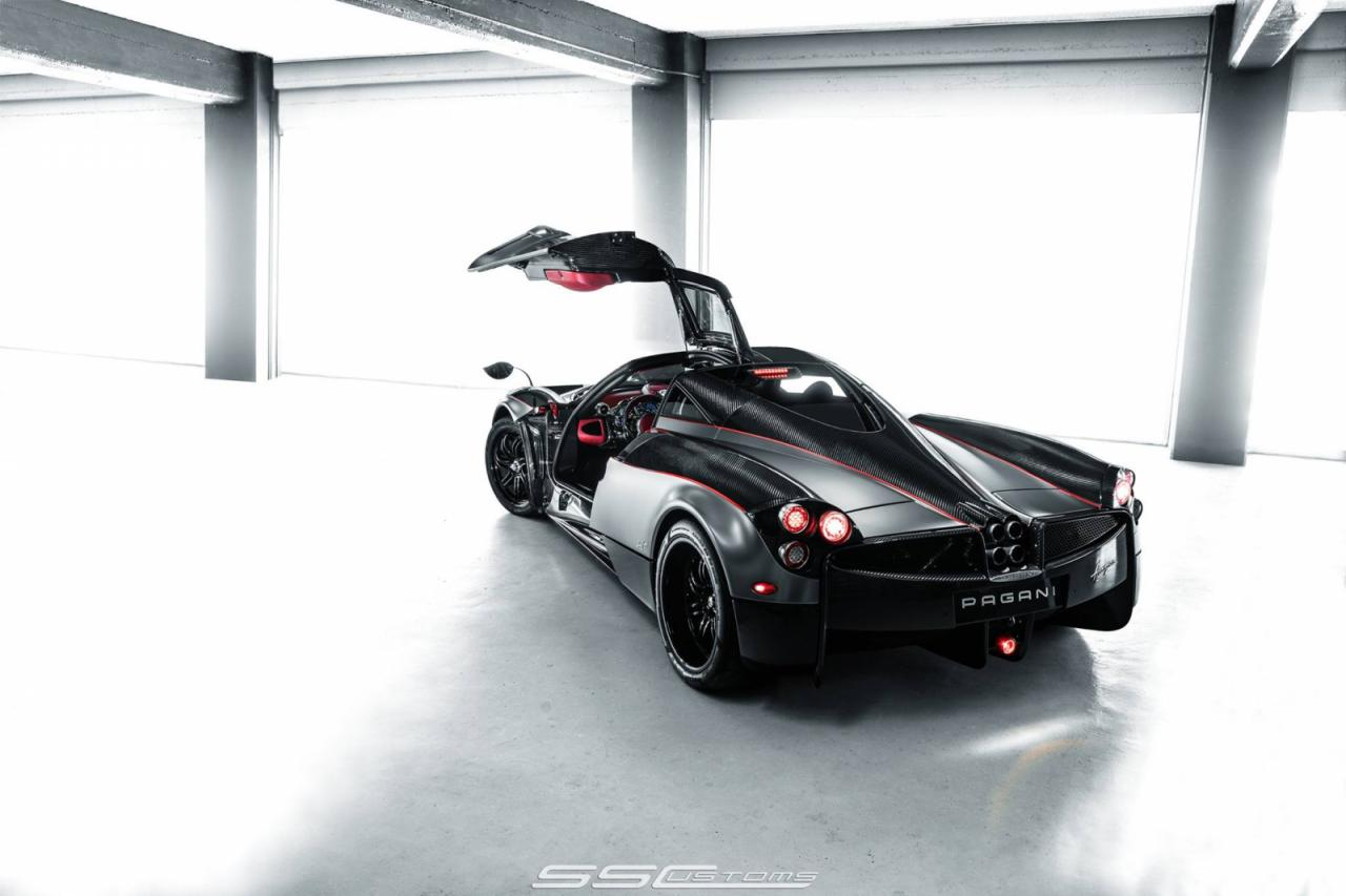 Pagani Huayra by SS Customs
