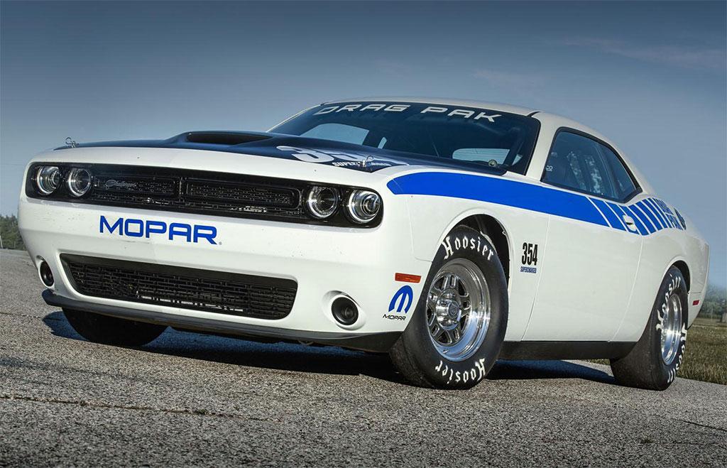2015 Dodge Challenger Drag Pak by Mopar