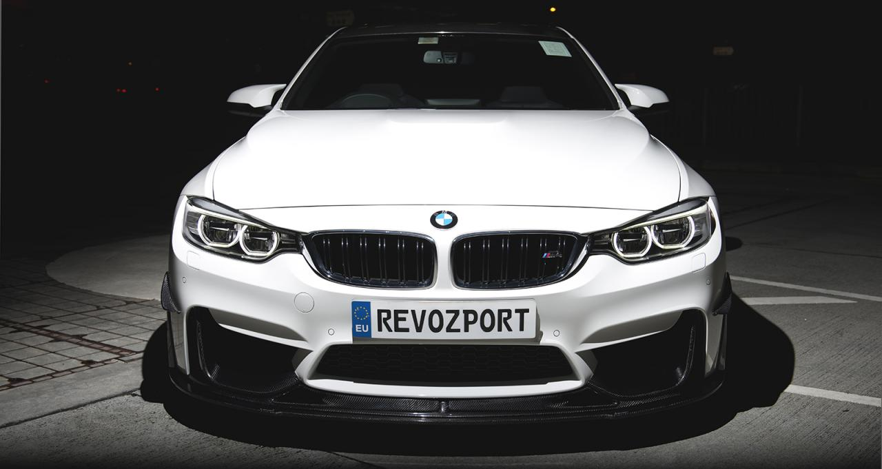 BMW M4 Coupe by RevoZport