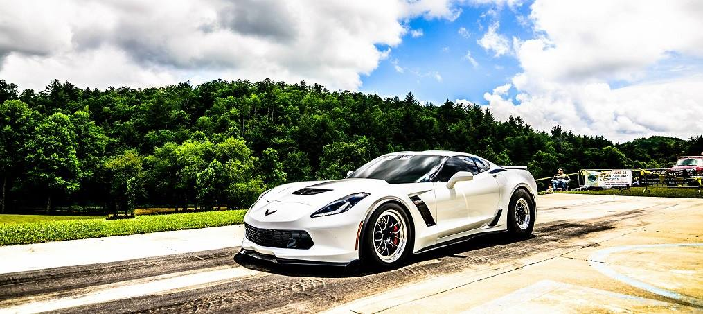 Chevrolet Corvette Z06 by Vengeance Racing