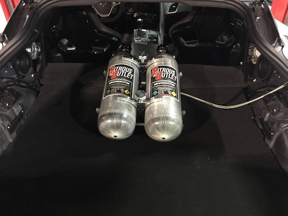 Chevrolet Corvette Z06 by Vengeance Racing | Carz Tuning