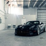 Ferrari F12 Berlinetta on ADV1 Wheels