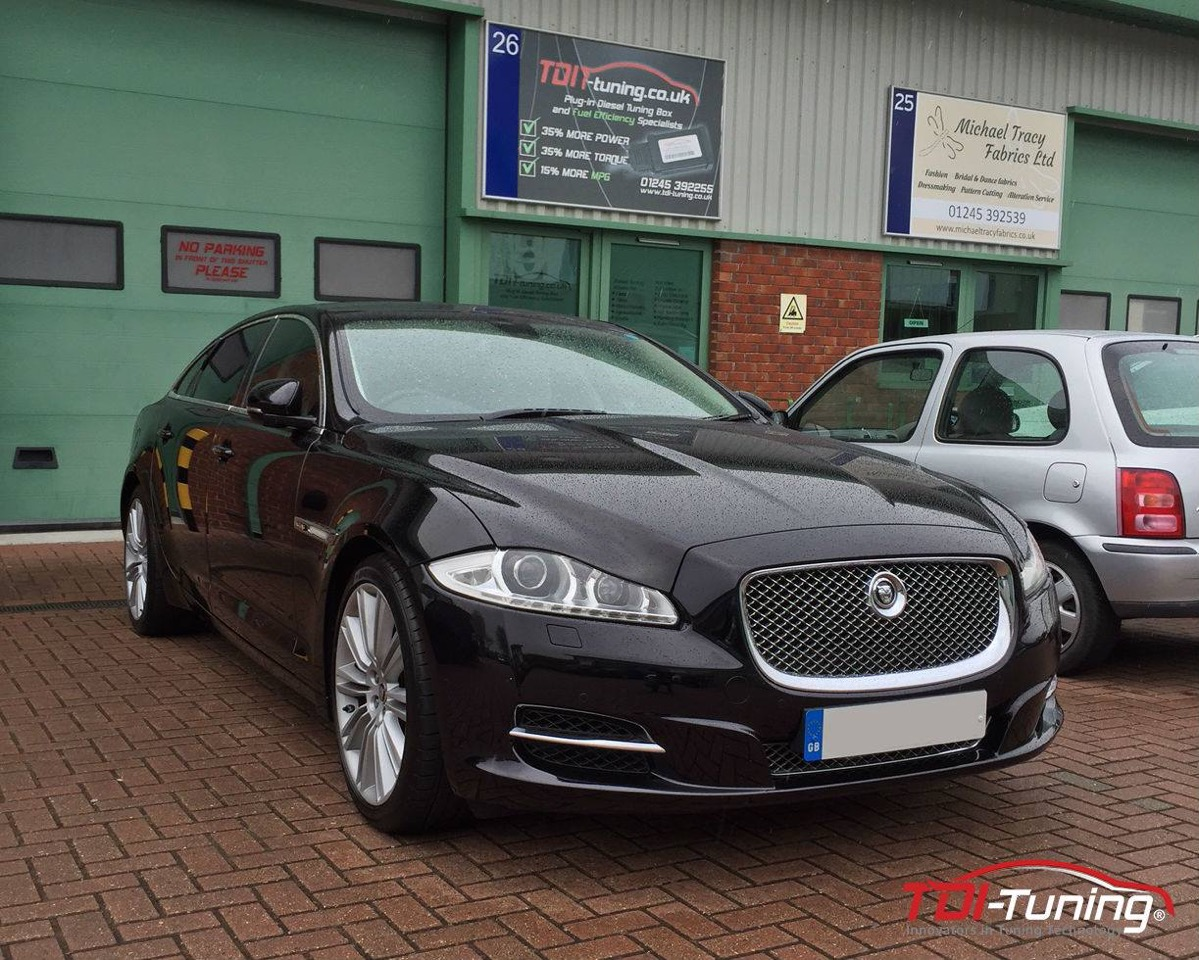 Jaguar XF by TDI-Tuning