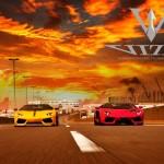 Lamborghini Aventador by Vitt Squalo