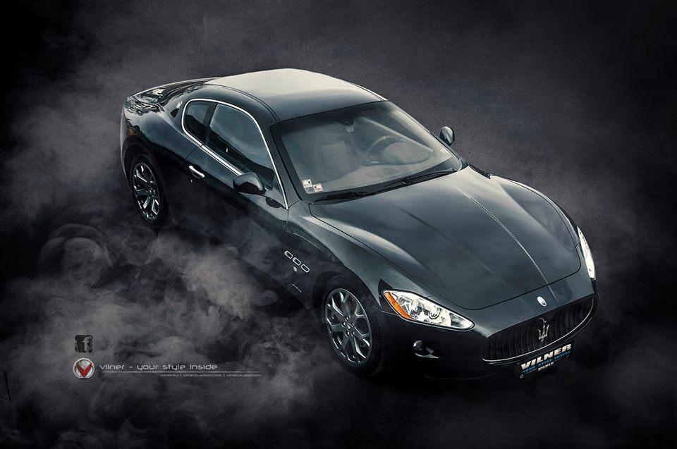 Maserati GranTurismo by Vilner