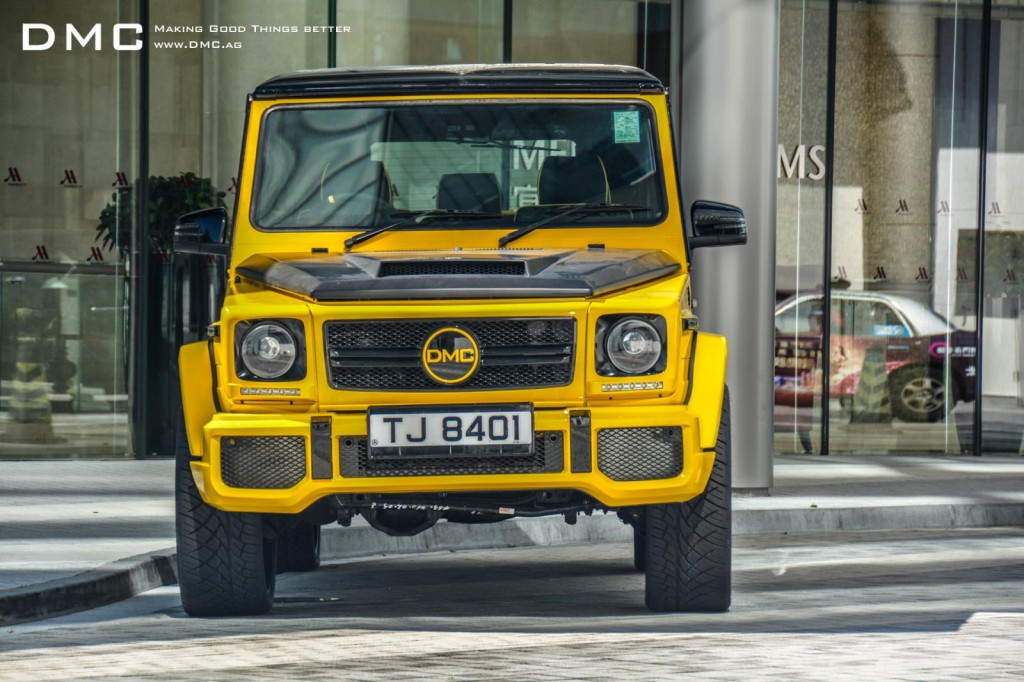 Mercedes-Benz G-Class G88 by DMC